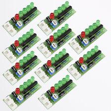 10pcs 3.5V-12V Led Indicating Audio Level Meter Level Indicator Diy Kits