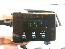 Toyota 4Runner OEM LED Digital Clock TESTED 1996 1997 1998 1999 2000 2001 2002