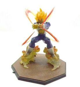 Dragon Ball Z Super Saiyan 2 Vegeta PVC Action Figure Figurine Toy Gift Anime