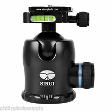 Sirui K40x Ball Head Whoping 77 LB Capacity -  Free US Shipping