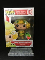 Strawberry Shortcake Lemon Meringue and Frappe Scented Funko Pop Vinyl Figure