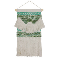 Boho Wool / Cotton Wall Hanging    BRAND NEW  * REDUCED *