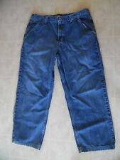 VINTAGE MEN'S TOMMY HILFIGER blue Jean Pants size 38X30