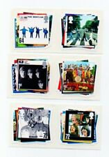 THE BEATLES 6 TIMBRES STAMPS LET IT BE REVOLVER