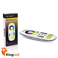 Mi-Light® Telecomando Full Touch RGB+CCT 4 Zone Saturazione Dimmer Strip 2196