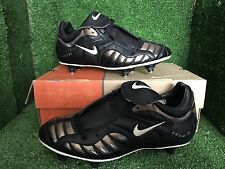 BNIB NIKE AIR ZOOM TOTAL 90 SUPREMACY  FG I II III AZT FOOTBALL BOOTS 9,5 8,5 43