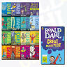 Roald Dahl Children's Collection 16 Books Set With Roald Dahl Great Mouse Plot