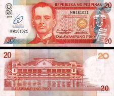 FILIPPINE - Philippines 20 piso 2009 Commemorative 60th BSP FDS - UNC