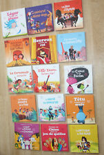 McDonald Happy Meal French Books 15 Different