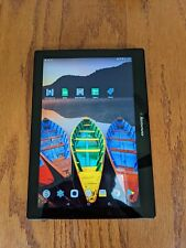 Lenovo Android tablet - Tab 2 A10 A10-70 16GB, Wi-Fi, 10.1in - Midnight Blue