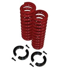 Yamaha Golf Cart Rear Suspension Heavy Duty Coil Over Shock Spring Kit 1995-2016