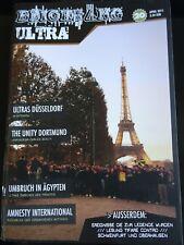 Fanzine, Blickfang Ultra 20, Ultras Düsseldorf,The Unity Dortmund, Fortuna,