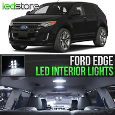 2007-2014 Ford Edge White LED Lights Interior Kit