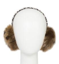 Pia Rossini Monroe Ear Muff - Ocelot