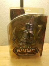 DC Direct World of Warcraft Series 3 Draenei Mage Tamuura Action Figure - Sealed
