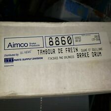 Brake Drum-AWD Rear Aimco 8860