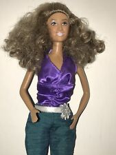 Disney THE CHEETAH GIRLS Fashion Barbie Size CHANEL DOLL 2007 HTF Outfit