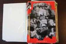 THE UMBRELLA ACADEMY: DALLAS 1 Gerard Way Netflix Show