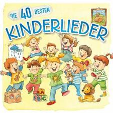 Die 40 besten Kinderlieder  CD NEU & Eingeschweißt