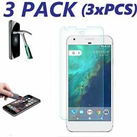 Screen Protector for Google Pixel/Pixel XL Premium Tempered Glass Saver (3 pack)
