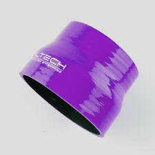 Purple 2.5'' to 3'' Straight Silicone Coupler Reducer Hose Intercooler Turbo