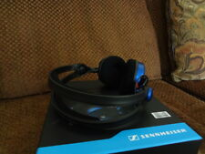 Sennheiser Amperior (Blue) On-Ear Headphones Excellent Condition