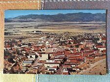 Birdseye view of Helena, Montana
