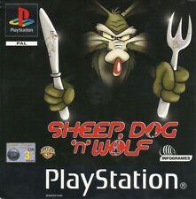 Sheep, Dog 'n' Wolf | PlayStation 1 PS1 Used - No Manual