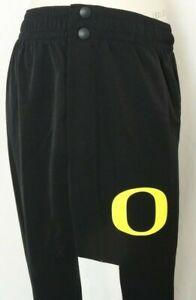 NEW University of Oregon Ducks Breakaway snaps Warm up Nike Dri-Fit Pants Mens L