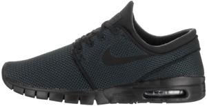 Nike SB Air Stefan Janoski Max Sneaker Turnschuhe Sportschuhe schwarz 631303 013