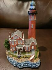 Limited Edition Harbour Lights Braddock Point Lighthouse Statue Ny #353 new