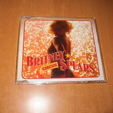 BRITNEY SPEARS - CIRCUS - Australia 2 Tracks CD Single ( NEW NOT SEALED )