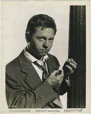 Mickey Rooney 1948 NSS Date Stamped Press Photo for KILLER MCCOY