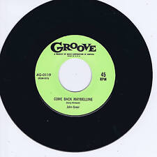 Big John Greer-Bouteille It Up & Go/Come Back Maybelline (Hot r&b JIVERS)