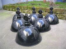 1 von 6  48cm ∅ (Large Rund) German Bauhaus Lampen Industrielampen geprüft
