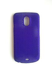 Purple Mesh Hard Case Cover for SAMSUNG Galaxy Nexus i9250