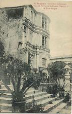 GRIGNAN CHATEAU 28 intérieur château le grand perron de la façade tour sévigné