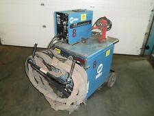 New listing Miller 903392 Deltaweld 302 Cv-Dv Power Source W/ Wire Feeder, Tig Gun & Hoses