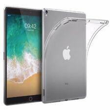 """Clear Transparent Anti Slip Back Case Protector Cover for iPad Pro 10.5"""" 2017"""