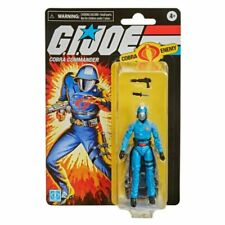 Hasbro GI Joe Retro Wave 3 Cobra Commander 3.75 inch Action Figure