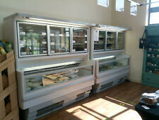 More details for 1x de rigo isabel bt wallsite retail display freezer
