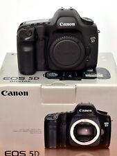 Fotocamera Digitale Canon EOS 5D solo corpo (garanzia 6 mesi) 05X58