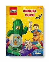 Lego Iconics Annual 2020 Hardcover- New Book