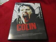 "RARE! DVD ""COLIN"" film d'horreur de Marc PRICE"