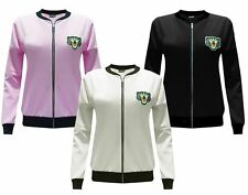 Unbranded Zip Hip Length Casual Coats & Jackets for Women
