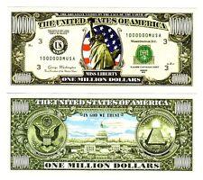 MISS LIBERTY ONE MILLION DOLLARS