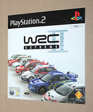 2002 Playstation 2 Demo WRC II Extreme Not For Sale Pal Version