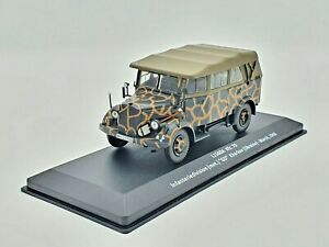 ALTAYA L1500A Kfz. 70 INFANTERIEDIVISION (mot) GD KHARKOV 1943 MILITARY CAR 1/43