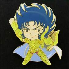 Movic Saint Seiya Pins Collection Metal Alloy Vol 2 Capricorn Shura