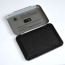 Stamps Craft Ink Pad for Paper Wood Fabric Black Colours Stamp Pad 90x60mm